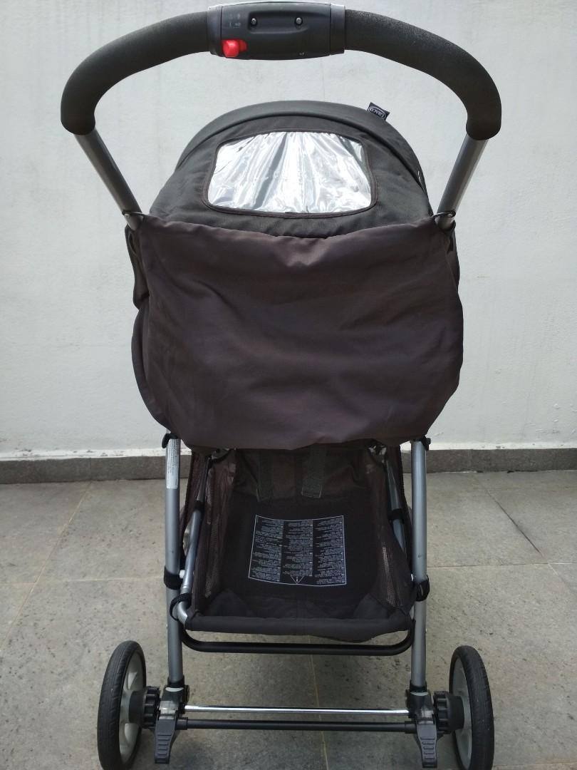 Fullsize Of Graco Literider Click Connect Stroller