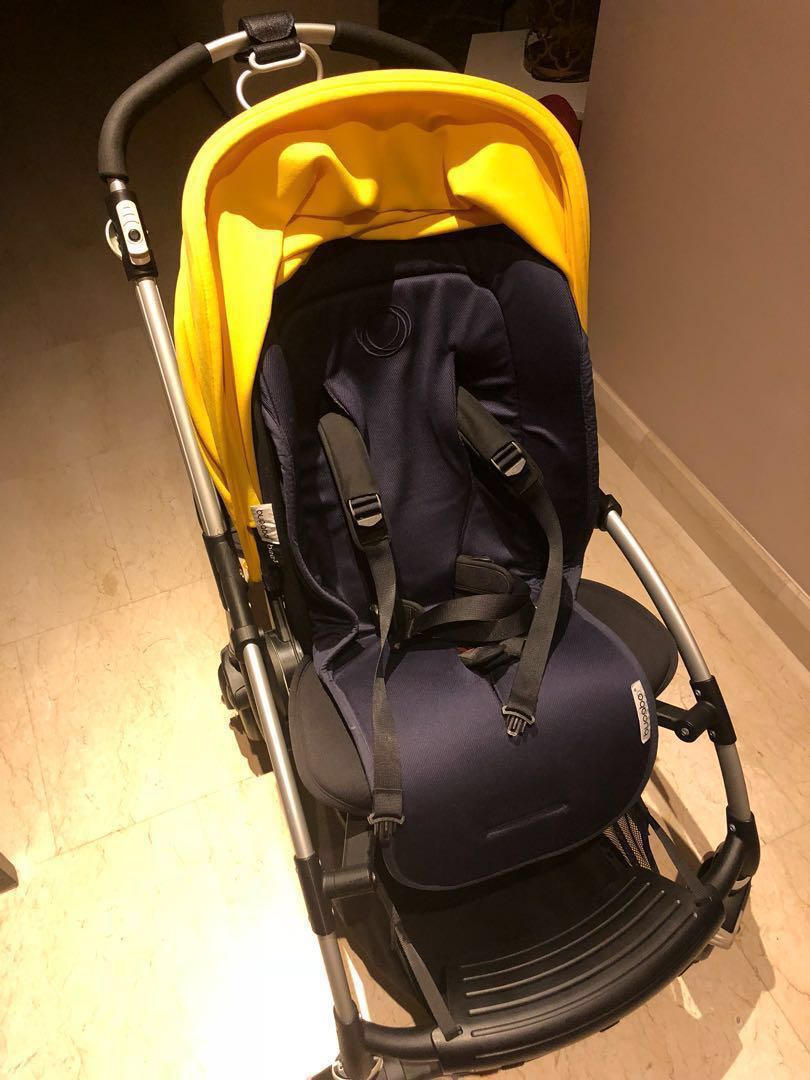 Bugaboo Bee With Buggy Board Bugaboo Bee 3 Stroller Babies Kids Strollers Bags