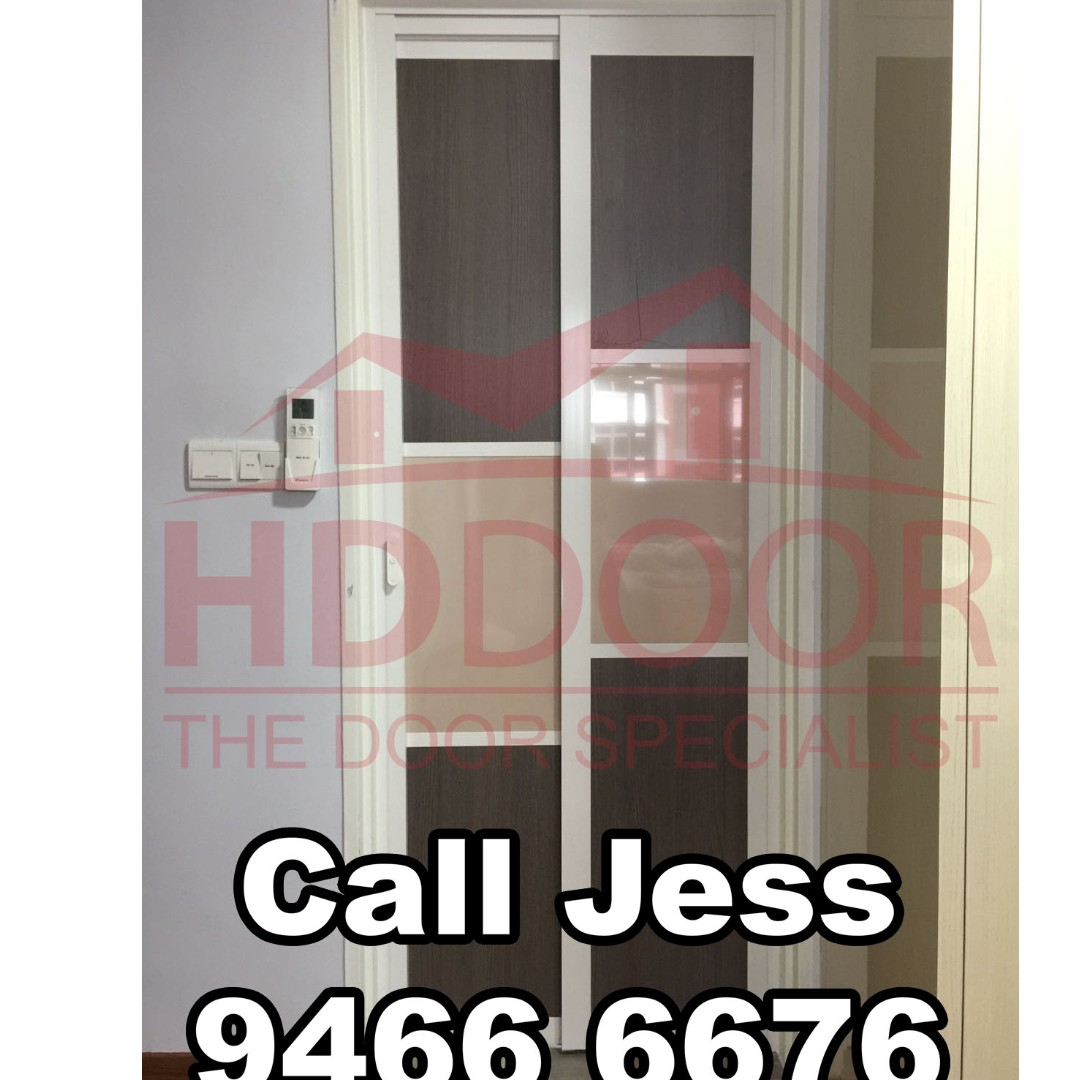 Pintu Sliding Pvc Hddoor The Pvc Slide Sling Toilet And Kitchen Door
