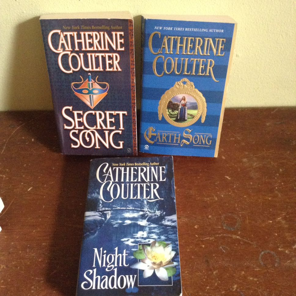 Catherine Coulter Libros Catherine Coulter Sale Books