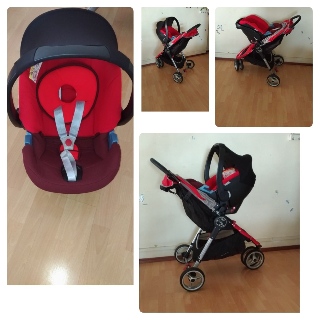 Babyone Baby Jogger Baby Jogger City Mini Infant Car Seat