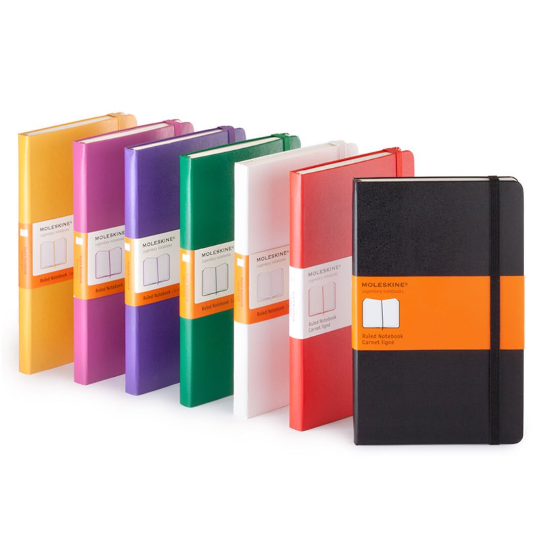 Moleskine A5 Moleskine A5 Notebook Different Types Available