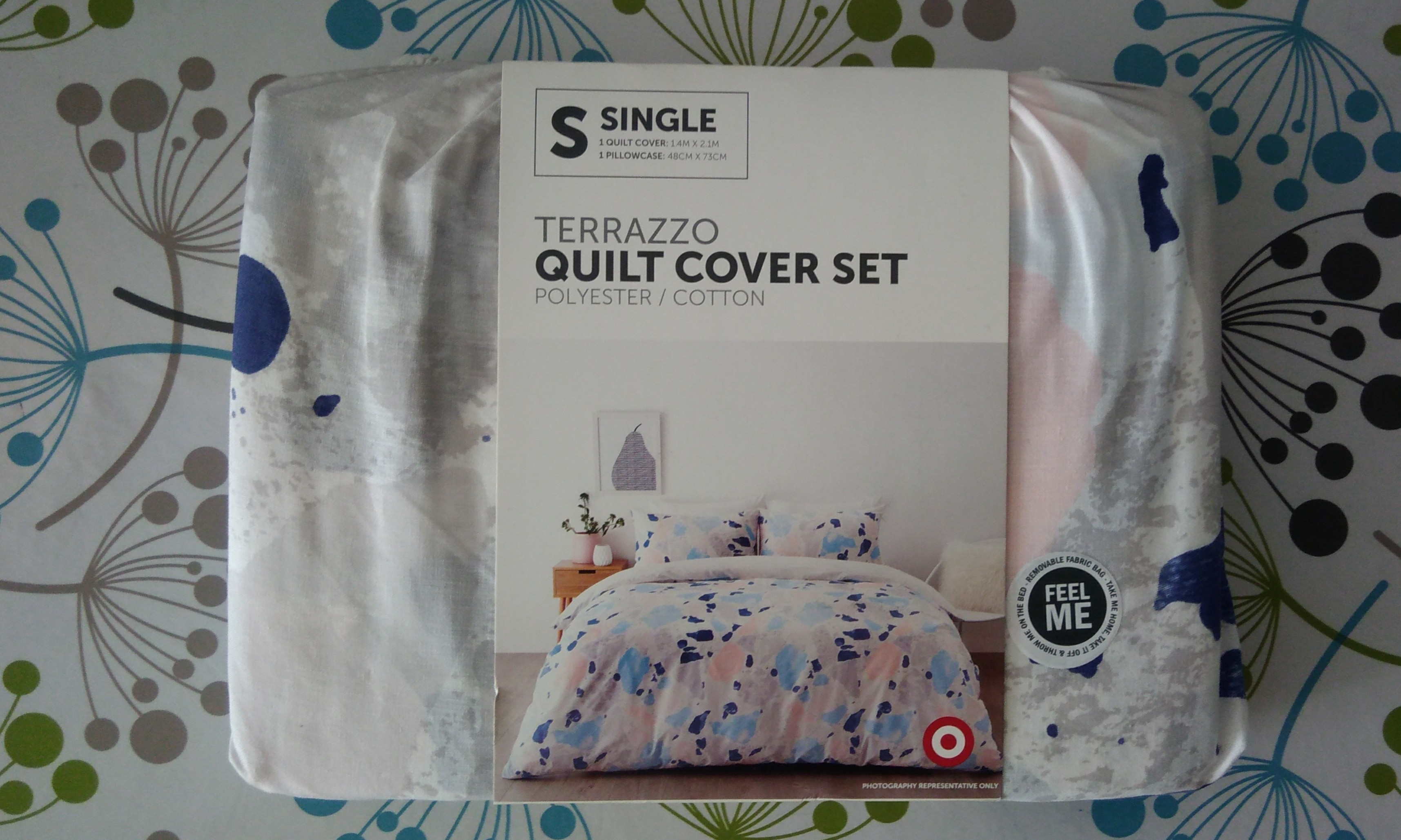 Target Australia Furniture Bnwt Single Bed Quilt Cover Set Target Australia