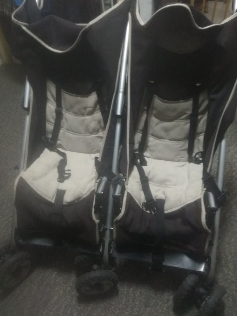 Steelcraft Infant Carrier Dimensions Reduced Giving Away Price Britax Steelcraft Duo Twin Stroller