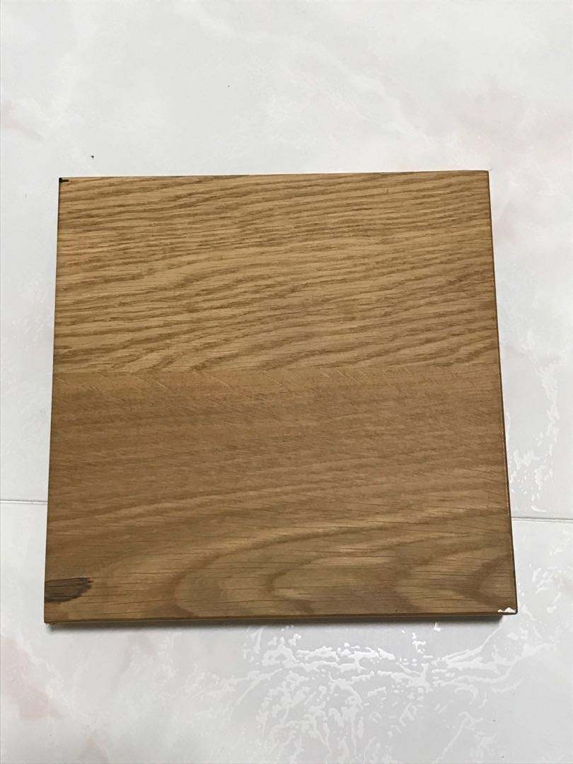 Wood Worktop Ikea Mollekulla Countertop Oak Design Craft Handmade Craft On Carousell