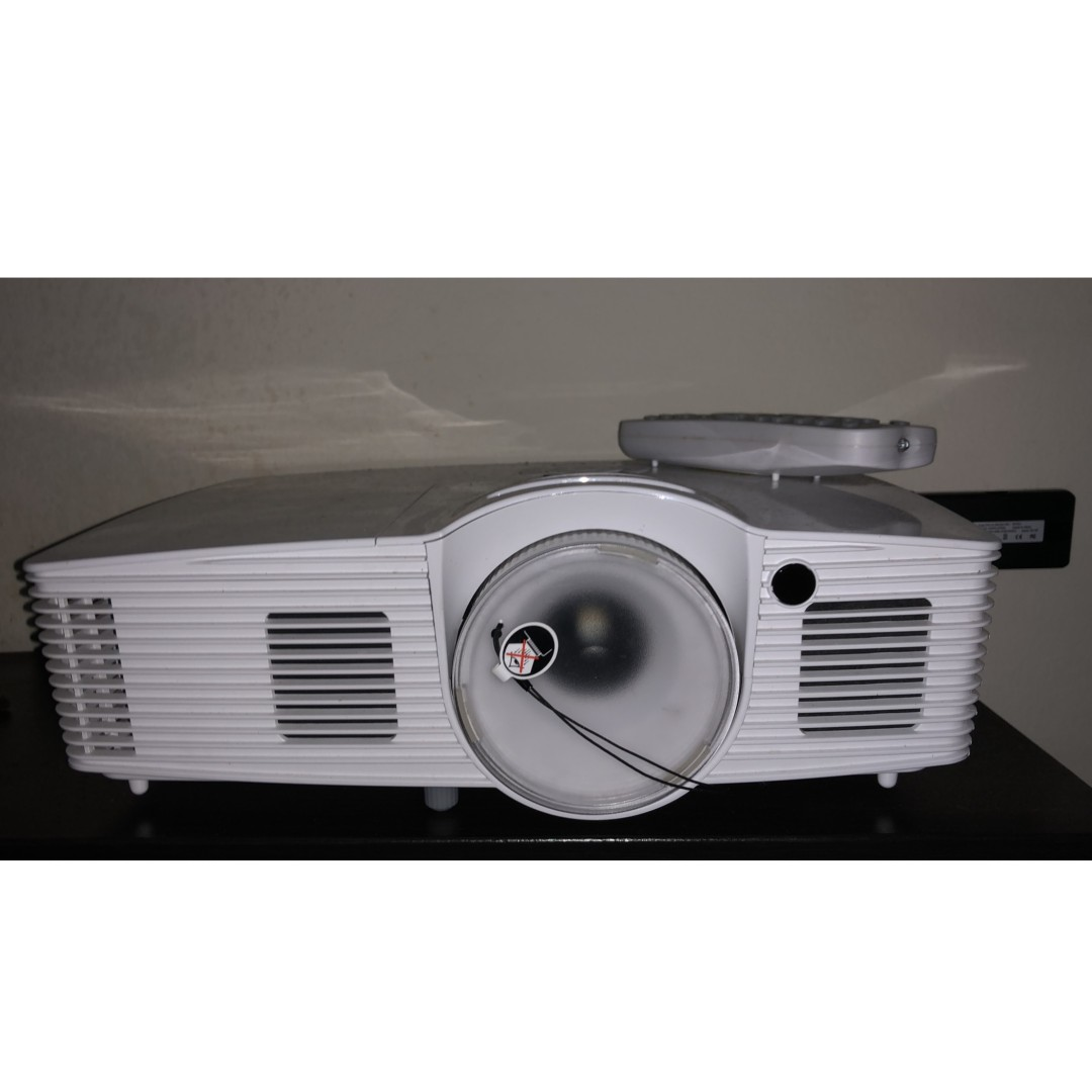 Optoma 3d Optoma Projector 1080phd 3d Projection Hd26 Model