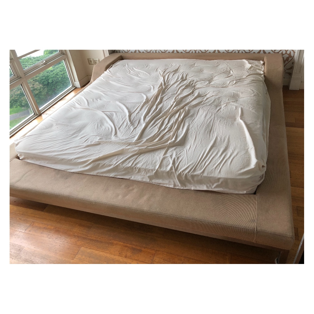 Vi Mattress Luxurious Mattress Vi Spring With Bed Frame Not Four Star