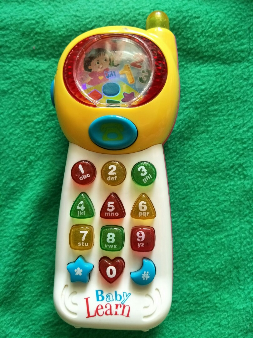 Babies Interactive Toys Toy Phone