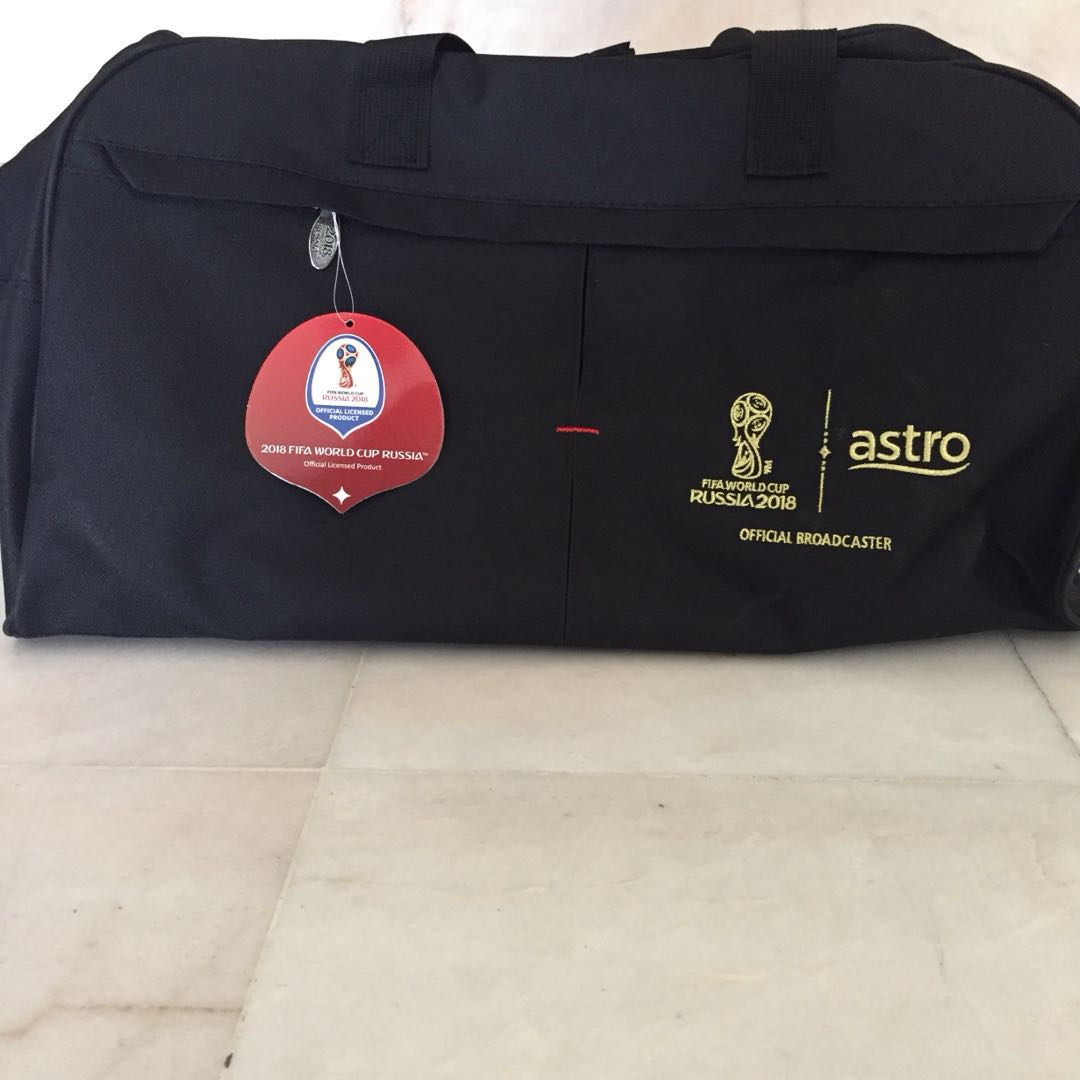 2018 Travel Bags Fifa Russia 2018 Travel Bag Worldcup100