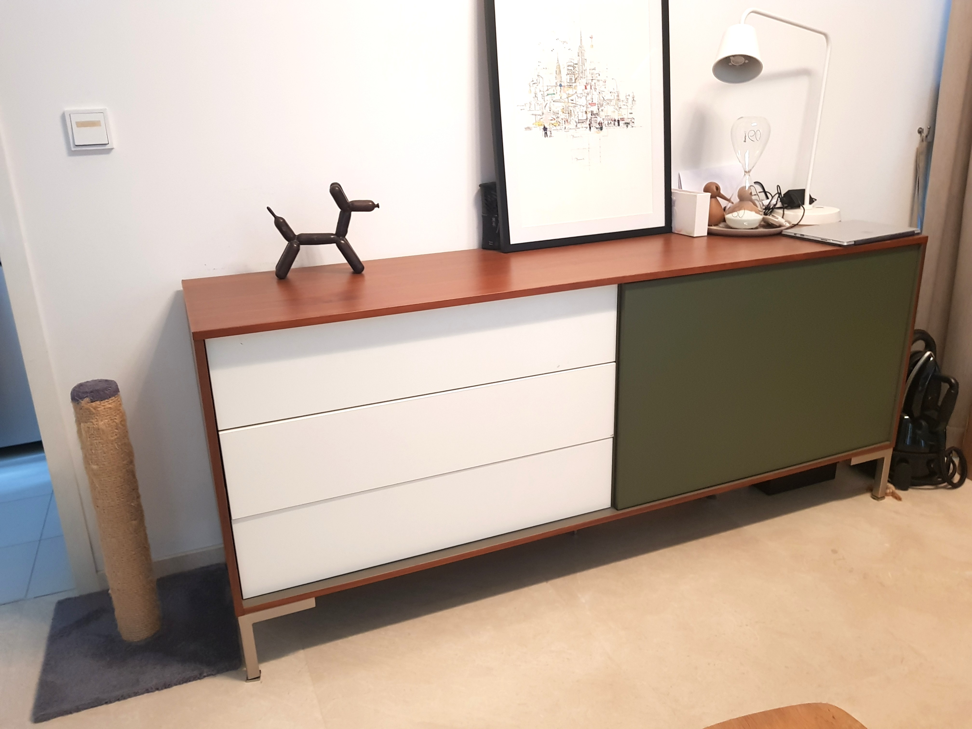 Sideboards Lugano Sideboard Braun Walnuss Interior Boconcept Lugano Sideboard For Sale Furniture Shelves