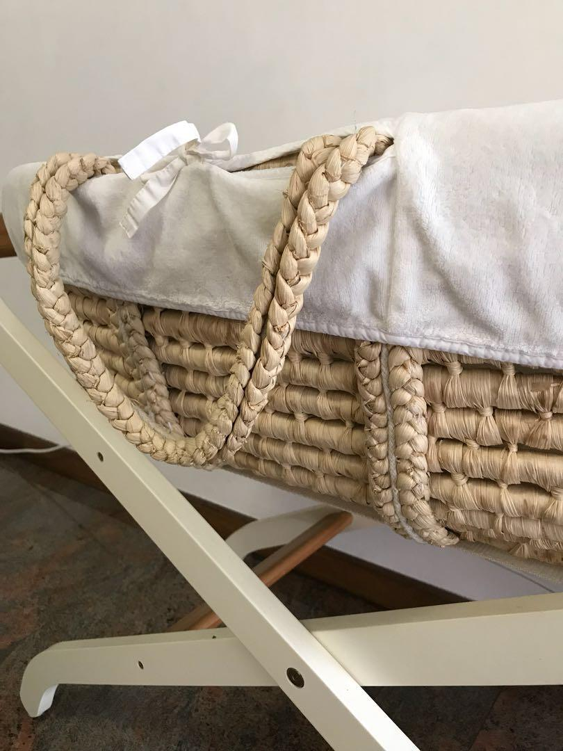 Baby Bassinet Moses Basket Baby Bassinet Moses