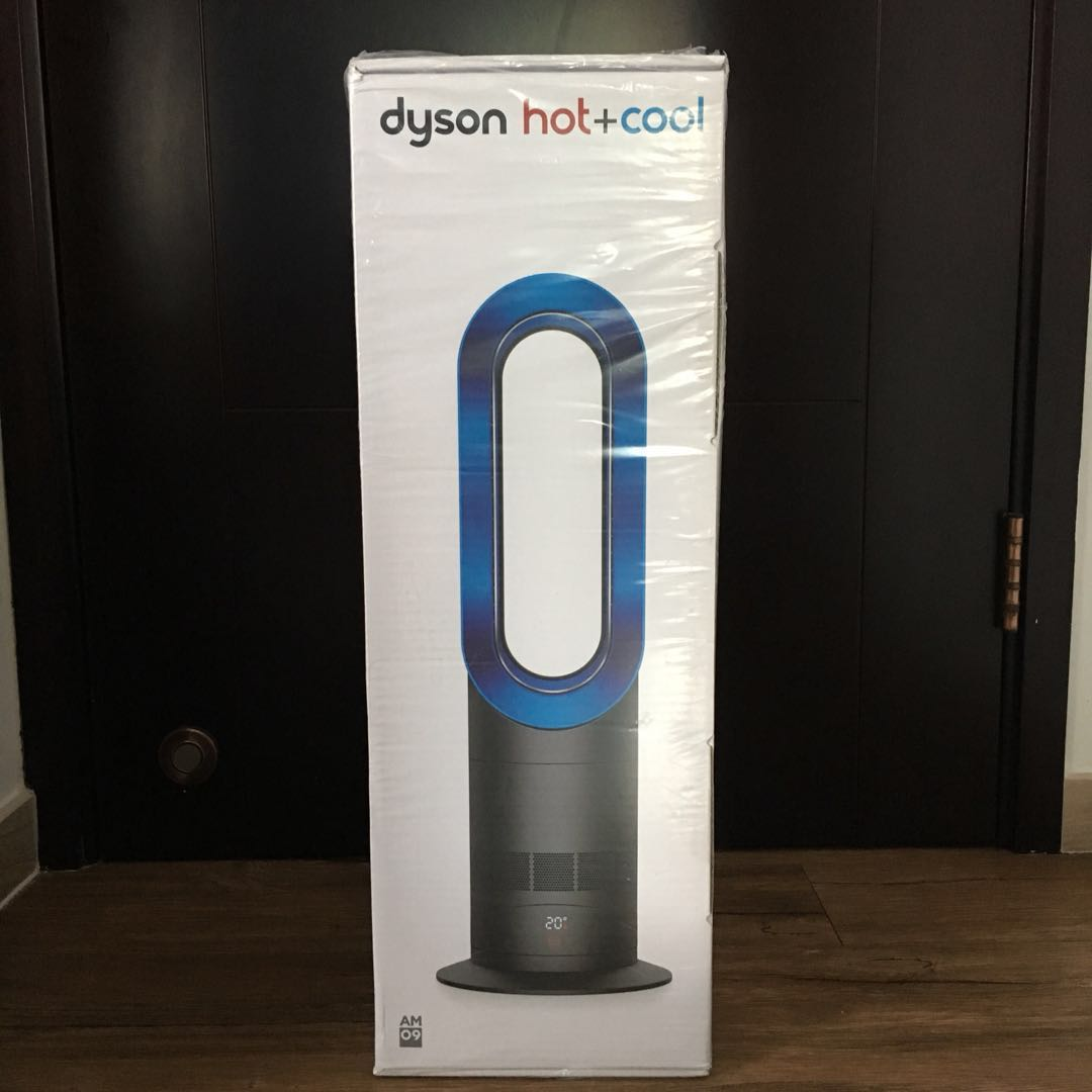 Dyson Am09 Dyson Am09 Hot Cold Fan 100 New 100 全新 Dyson Am09 冷熱風扇