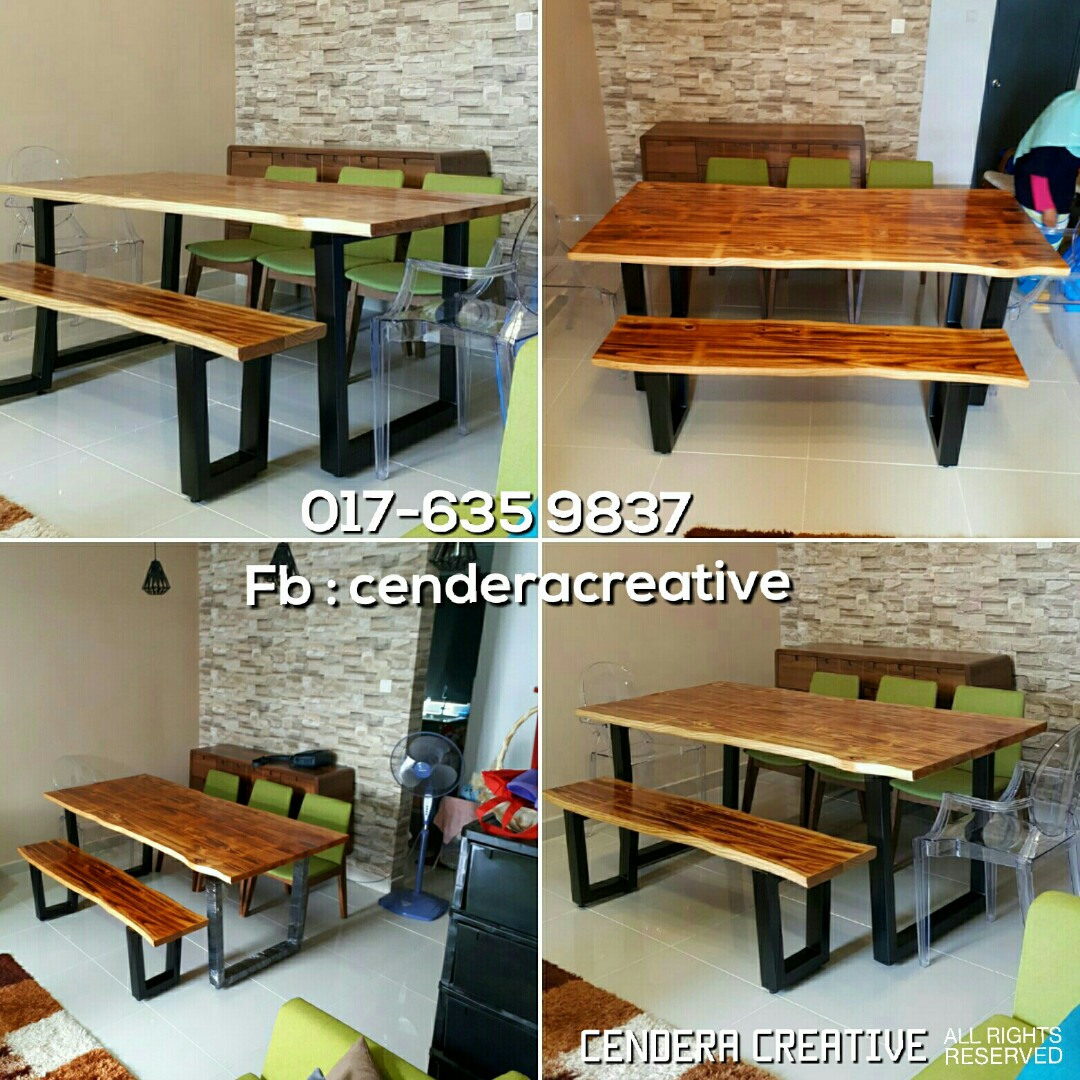 Perabot Dari Kayu Palet Perabot Kayu Pallet Pine Furniture Home Furniture Others On