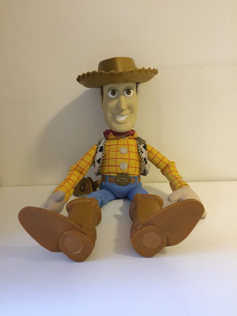 Toy Story Toys Vintage Vintage Collection Toys Story Woody Soft Toy Vintage
