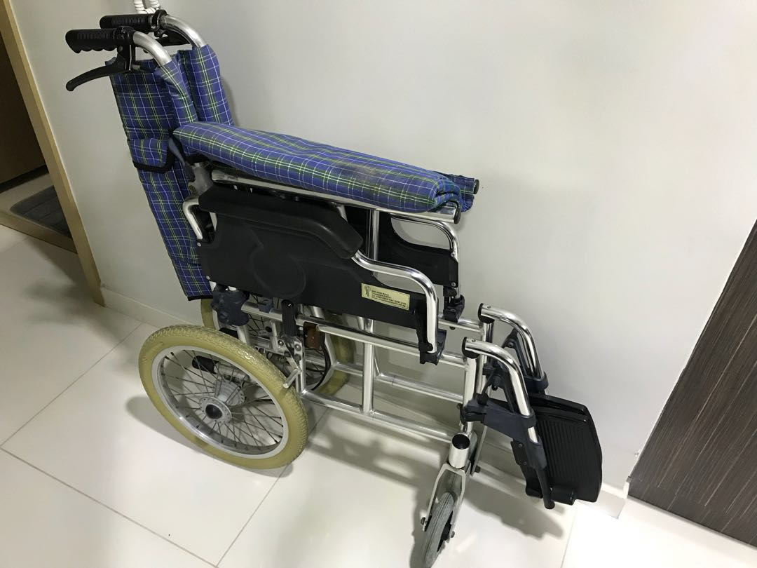 Bed Wheelchair Hospital Bed And Wheelchair To Give Away Furniture Others On