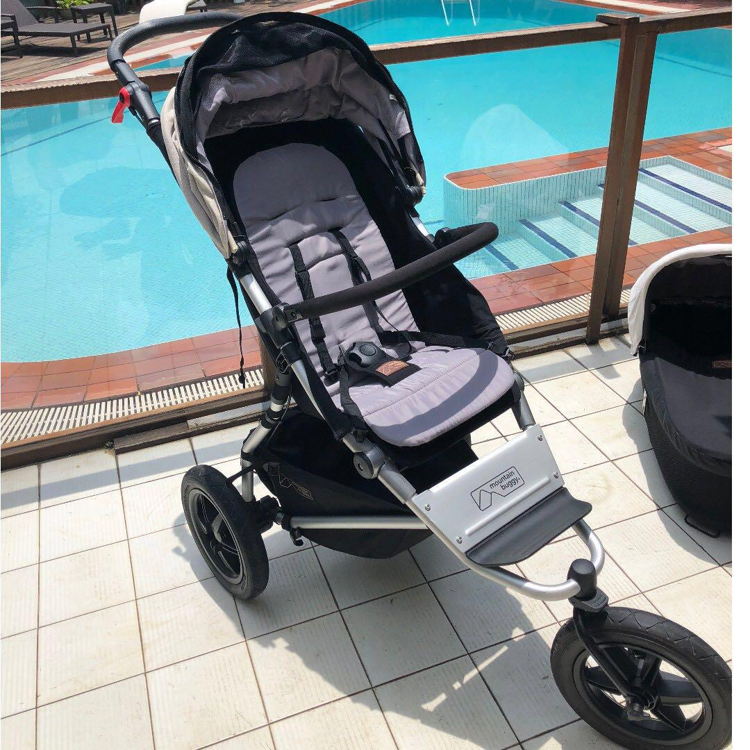 Baby Plus Buggy Mountain Buggy Urban Jungle Stroller New 2015 Version Plus