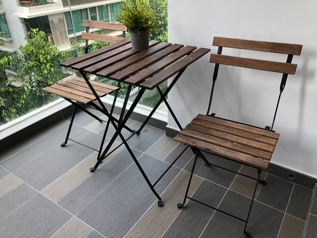 Ikea Outdoor Furniture Ikea Outdoor Table And Chair