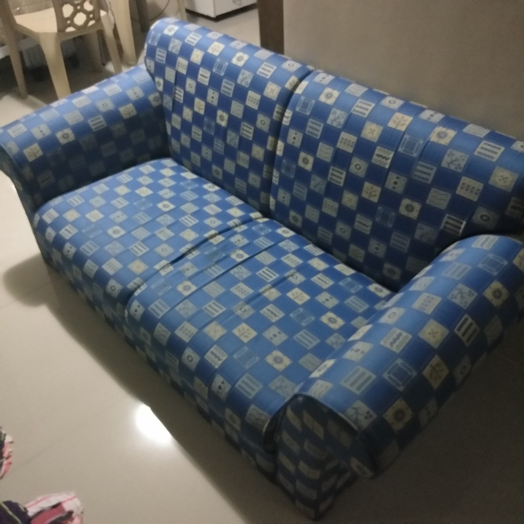 Sofa Bed For Sale Tarlac 2 Seater Sofa For Sale 2k Only