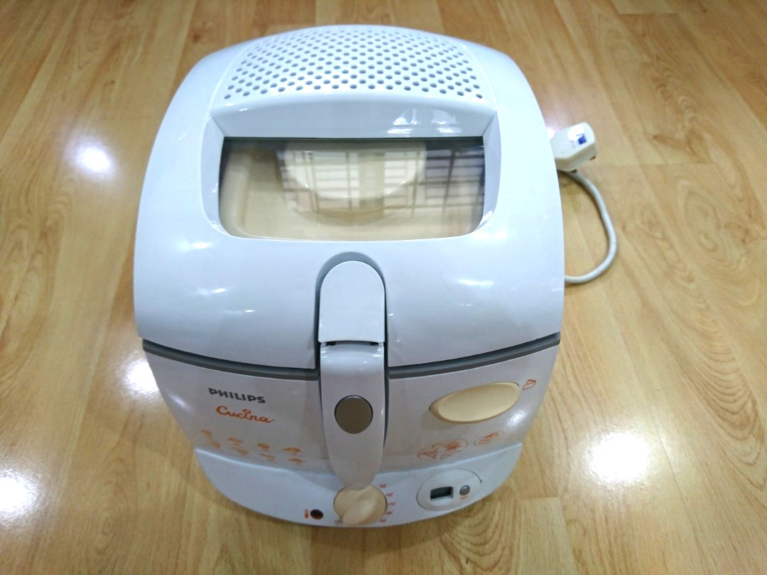 Cucina Kitchen Appliances Philips Deep Fryer Cucina