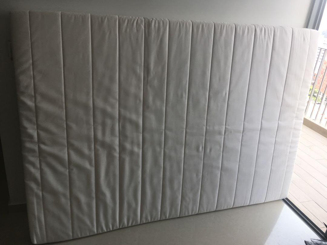 Ikea Boxspring 220 Cm Ikea Mattress Moshult 200 X 140 Cm Furniture Beds