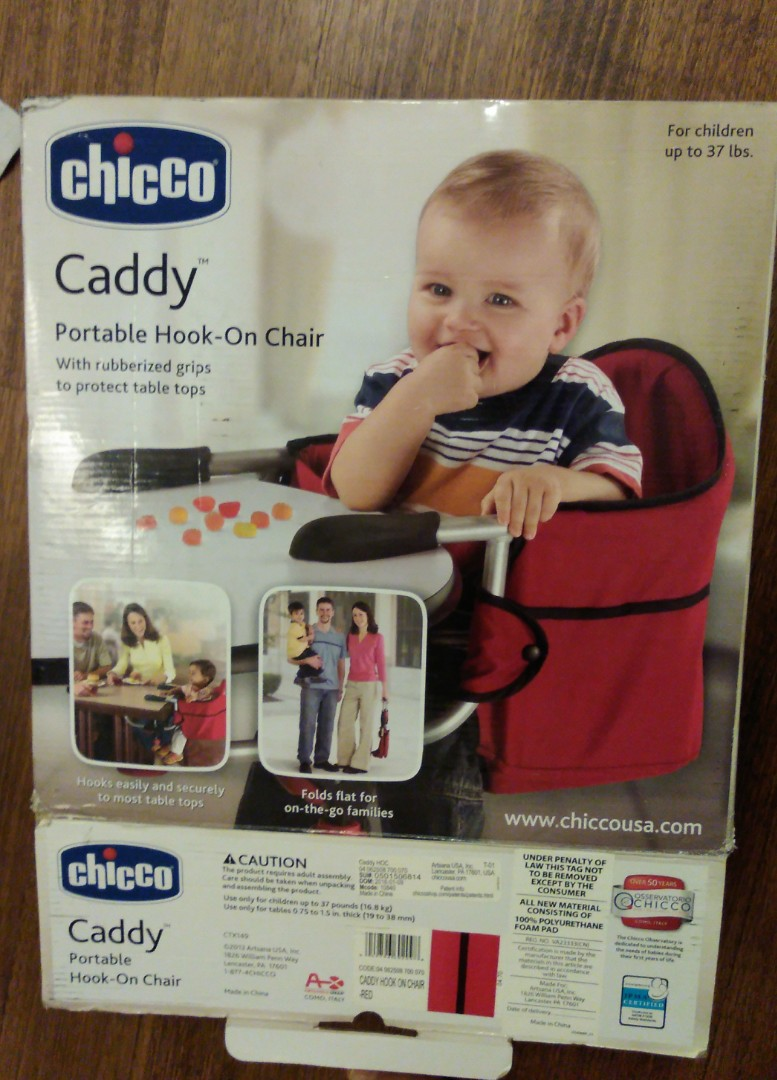 Baby Hook Chair Chicco Portable Hook On Baby Chair