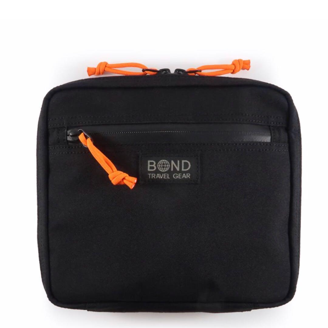2018 Travel Gear Bond Travel Gear Escapade Gear Pouch Men S Fashion Bags