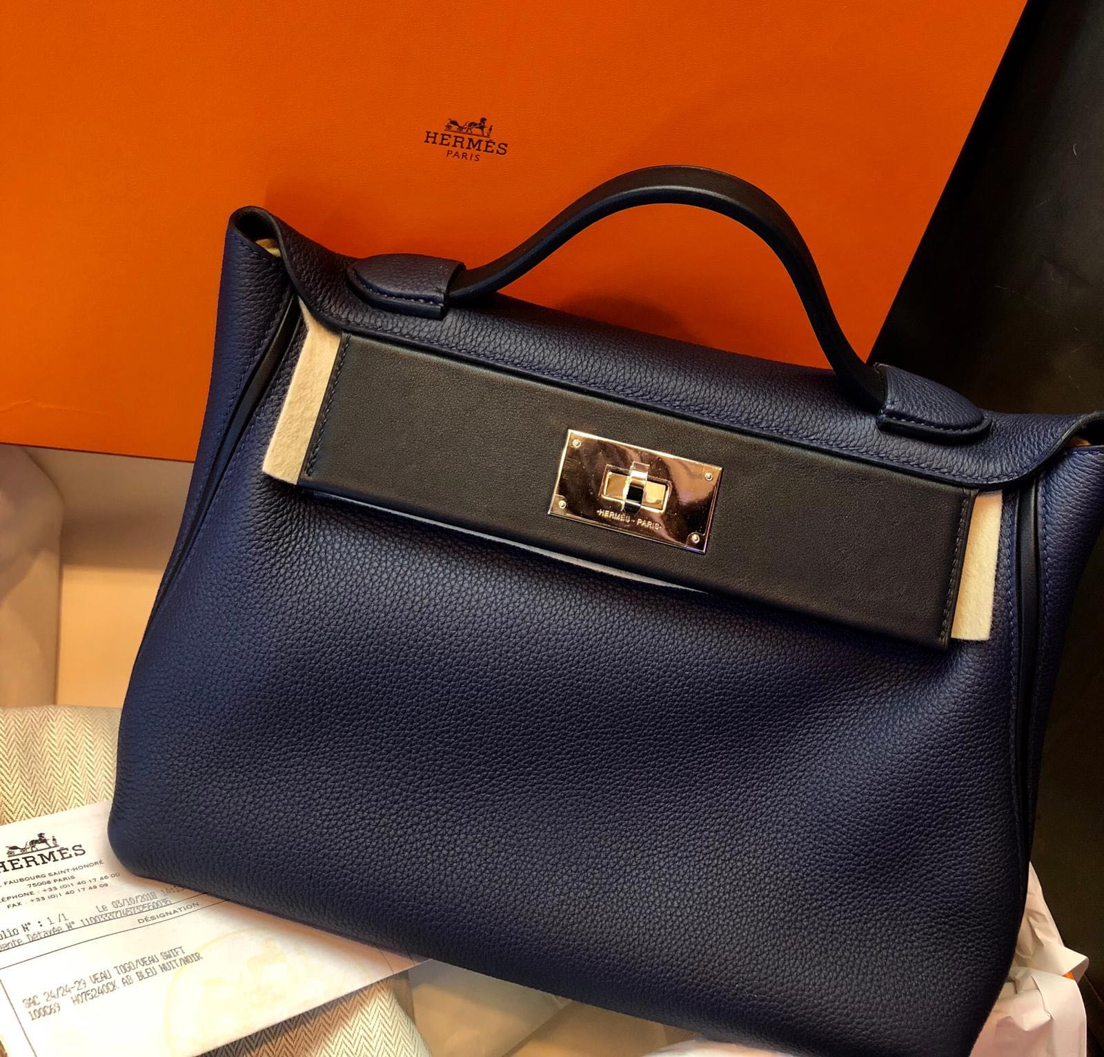 24*24 Hermes 24 24 2018年新款 香港未有 Luxury Bags And Wallets On