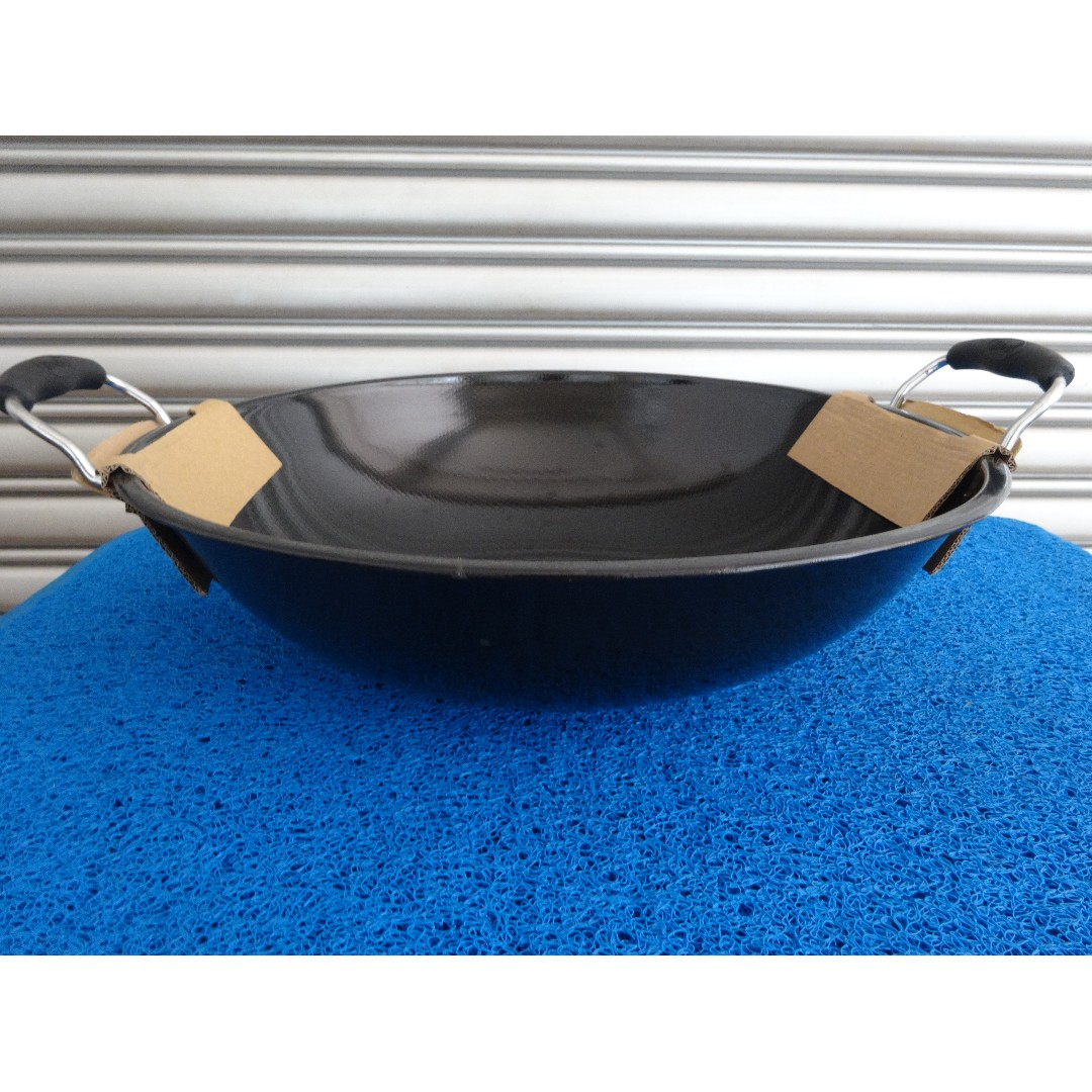 Induction Wok Enamel Induction Wok For Stove And Induction Cooker