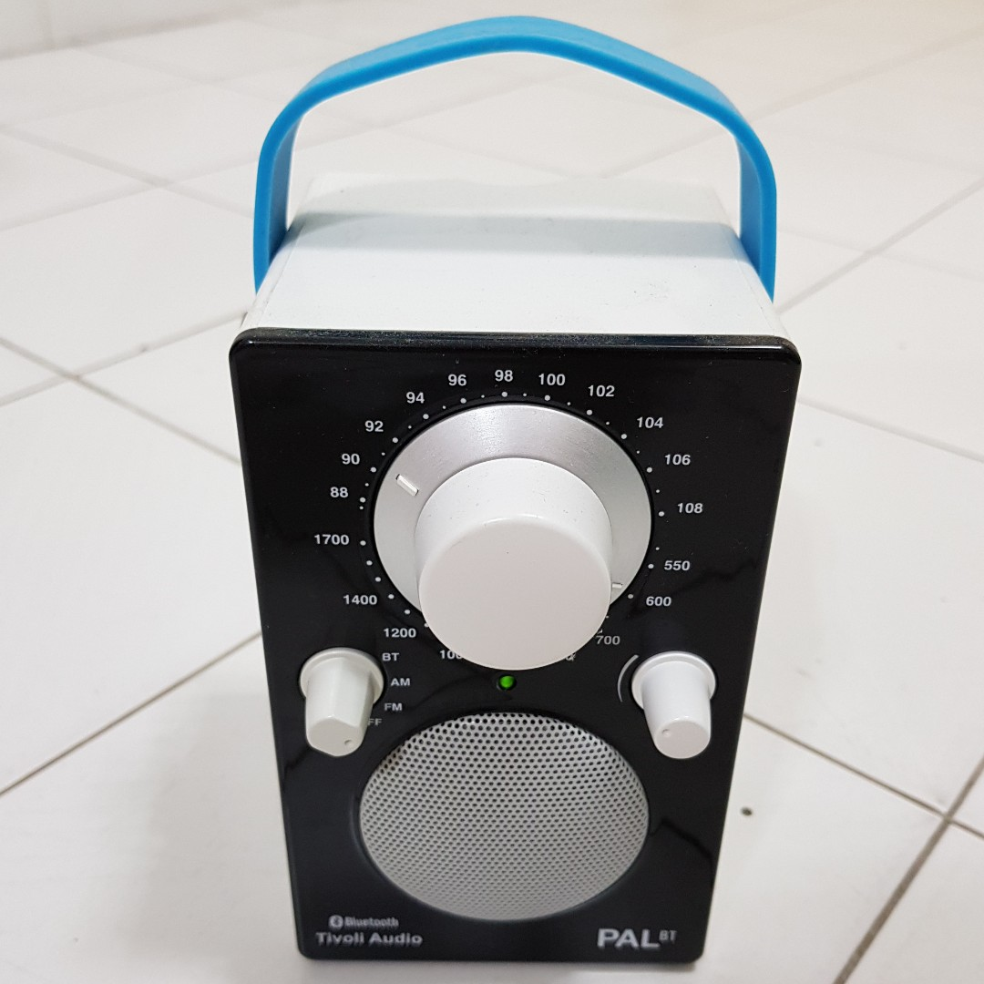 Tivoli Radio Pal Tivoli Audio Pal Bt