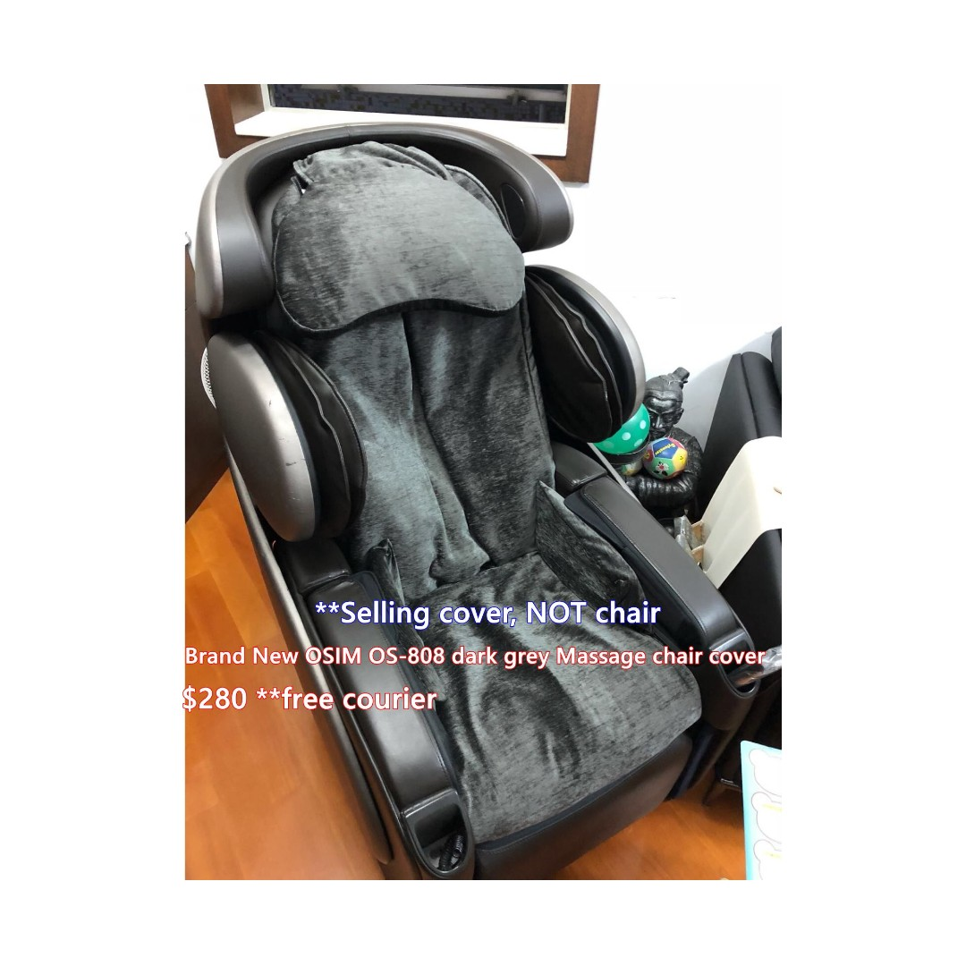 Massage Chair Cover Selling Cover Ready Stock Osim Udivine Os 808 Massage Chair Cover