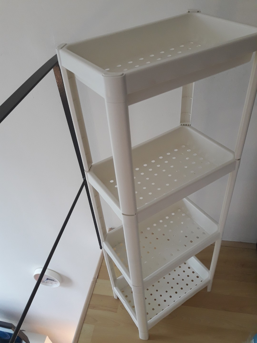 Ikea Vesken Ikea Vesken Shelf Unit White