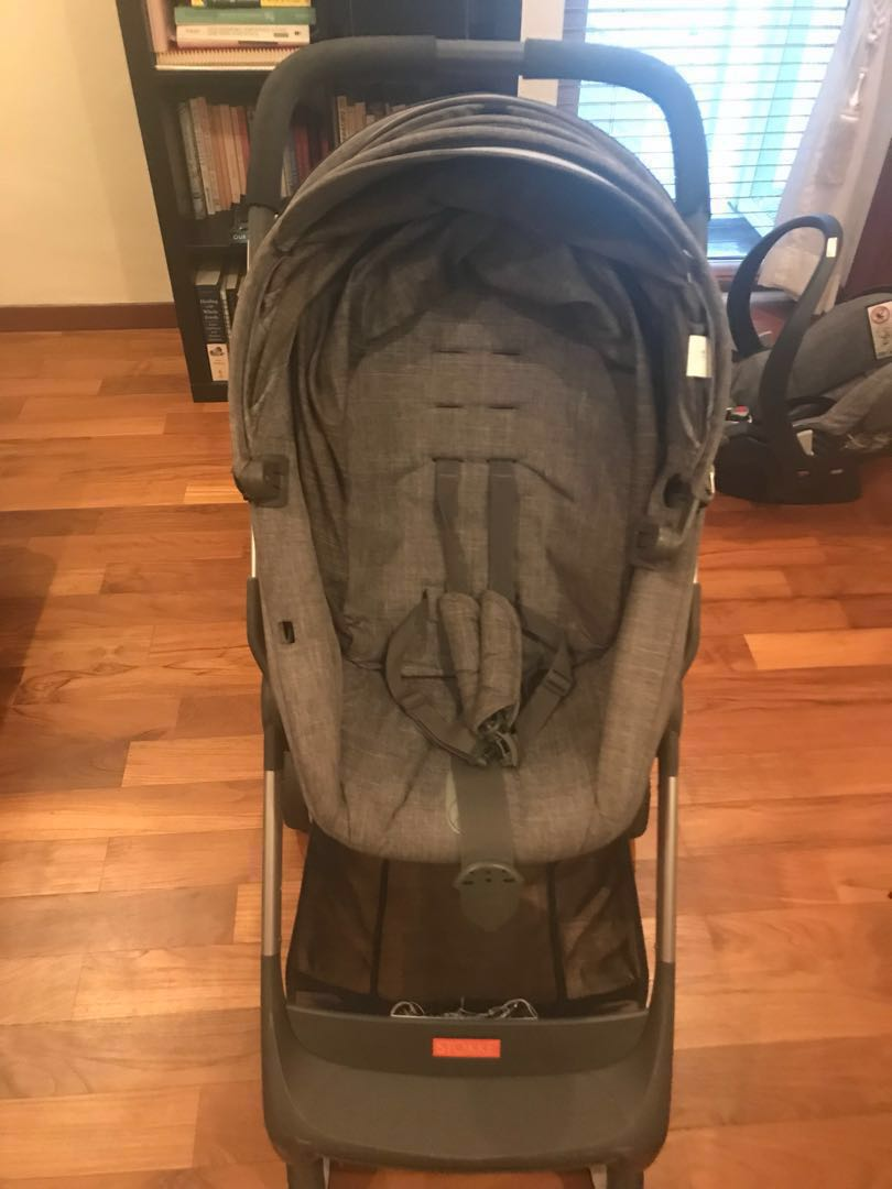 Stokke Stroller Age Range Free Stokke V1 Stroller With Discounted Purchase Of Besafe Izi Go X1 Car Seat