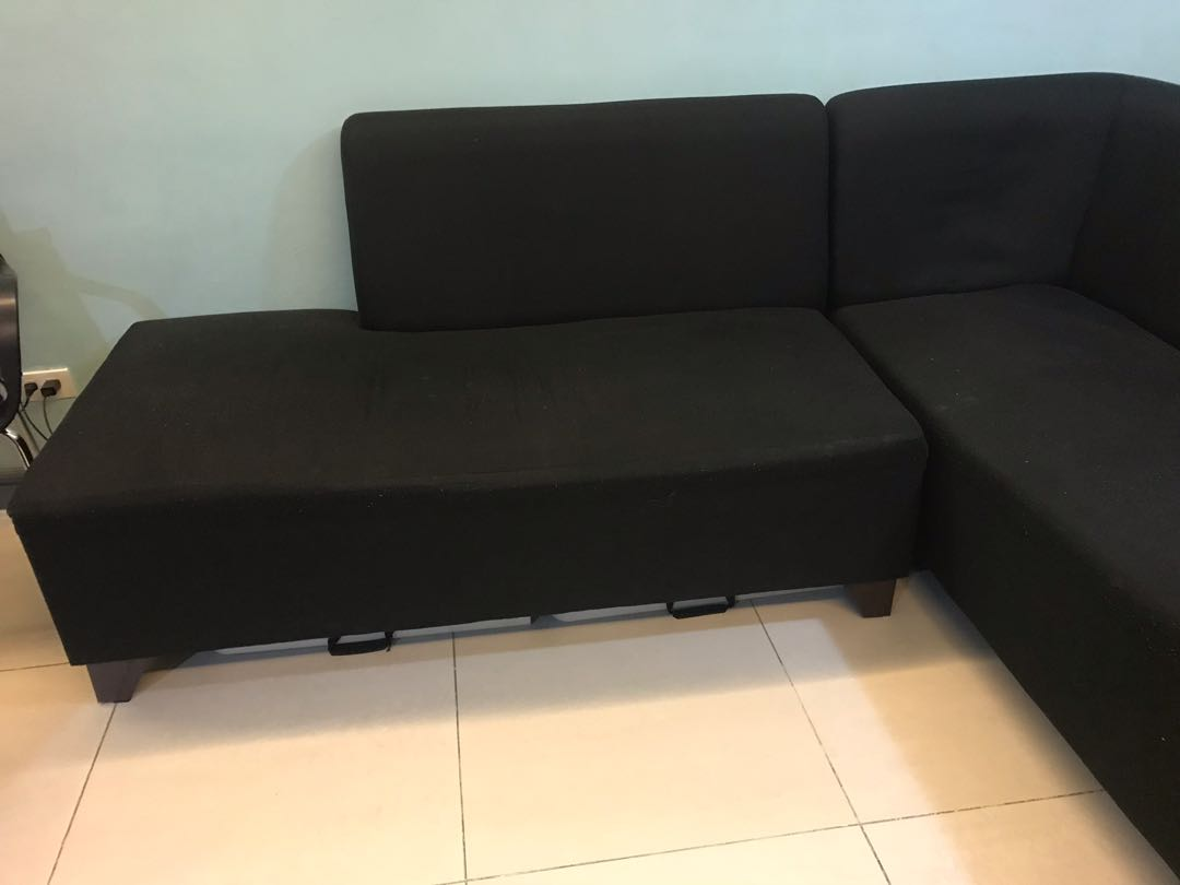 Sofa Bed For Sale Tarlac L Shaped Sofa 3 Seater And Chaise Lounge Set