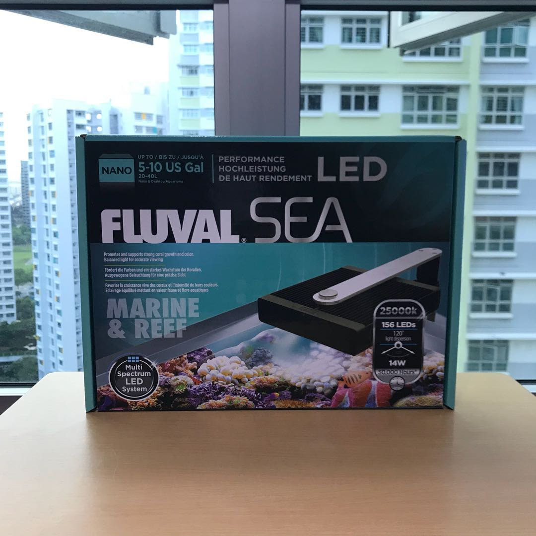 Led Licht Für Nano Aquarium Fluvalsea Marine Reef Led Nano Aquarium Lamp