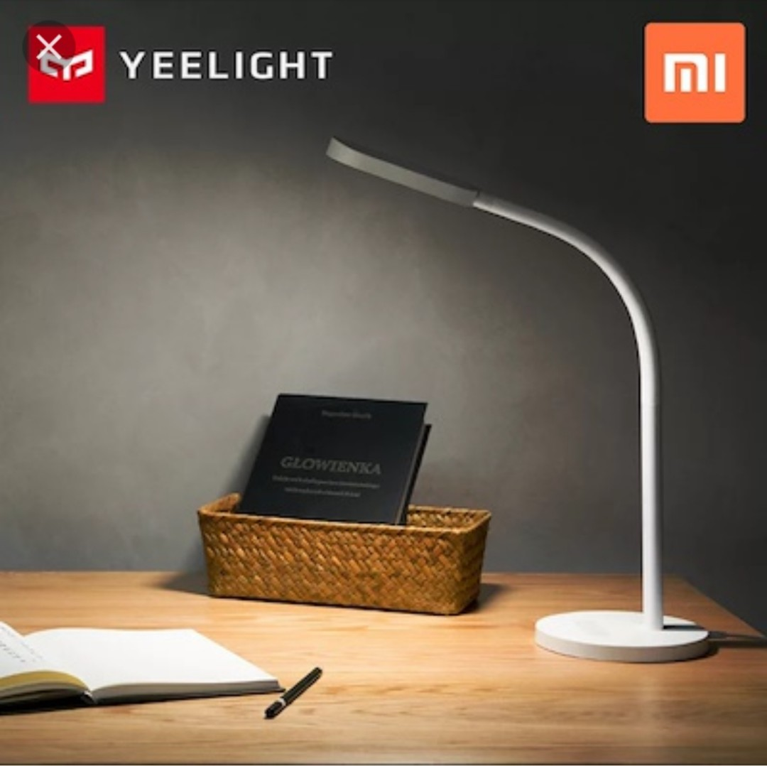 Study Table Light Study Table Lamp From Yeelight Bright White Good For Eyes