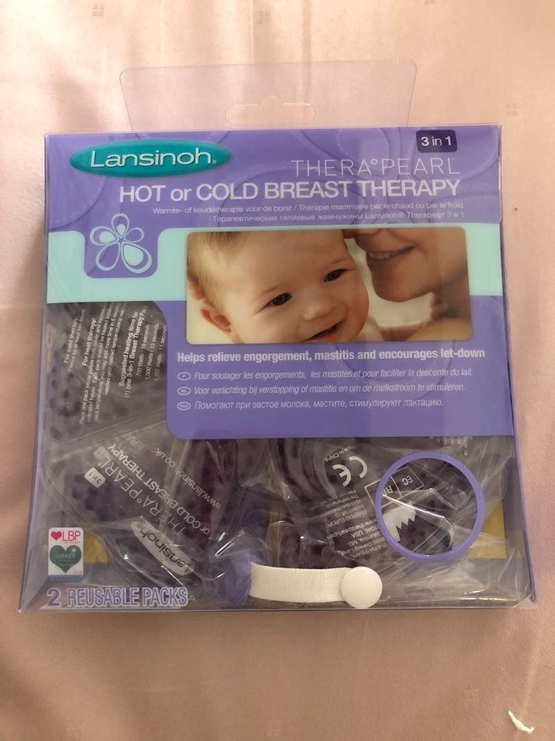 Borst Verlichting Lansinoh Hot And Cold Therapy