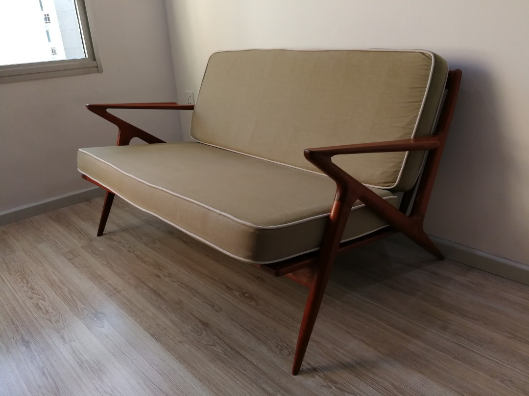 Swedish Mid Century Furniture Scandinavian Mid Century Teak Sofa
