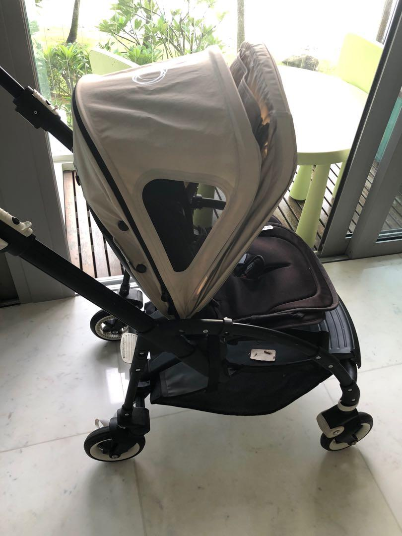 Bugaboo Bee With Buggy Board Bugaboo Bee With Accessories Babies Kids Strollers Bags