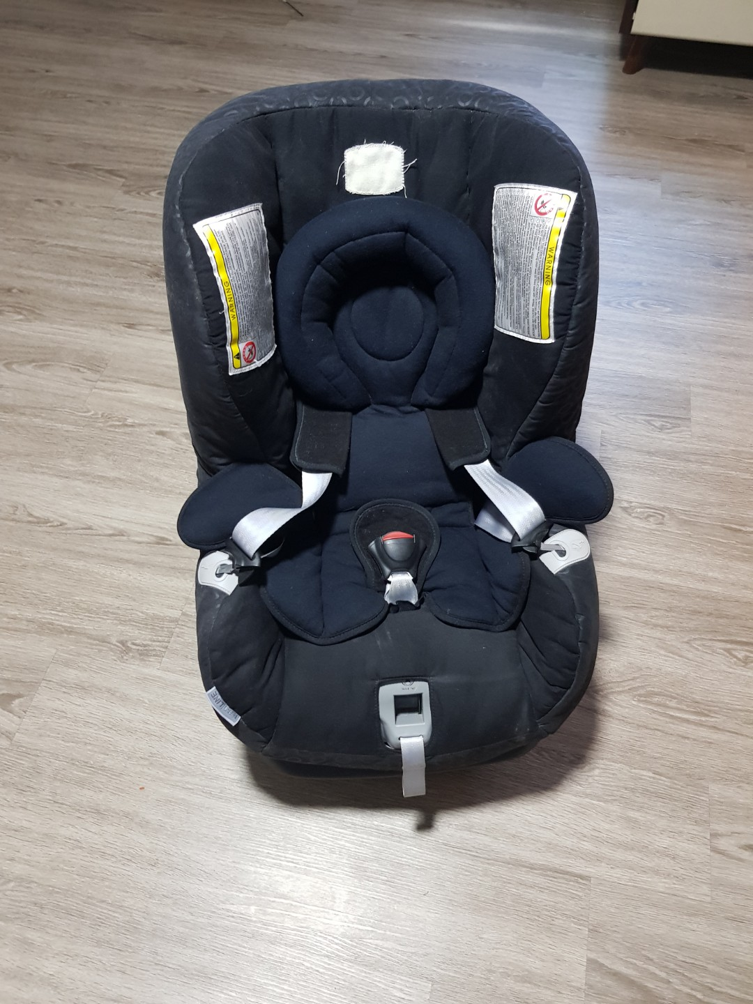 Graco Milestone Car Seat Isofix Britax Forst Class Plus Baby Car Seat