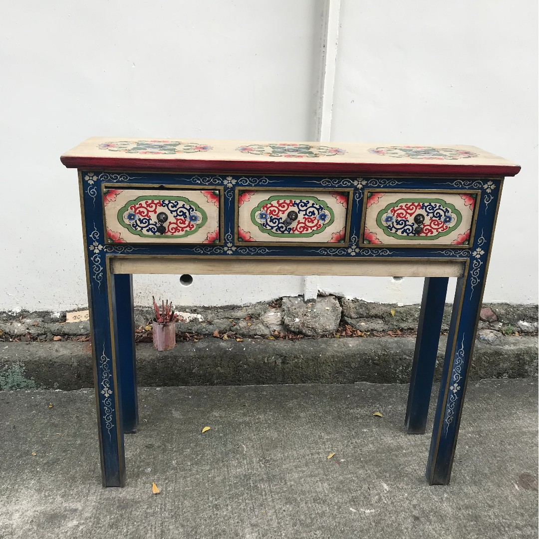 Dimension Dressing Chinese Furniture Dressing Table 588