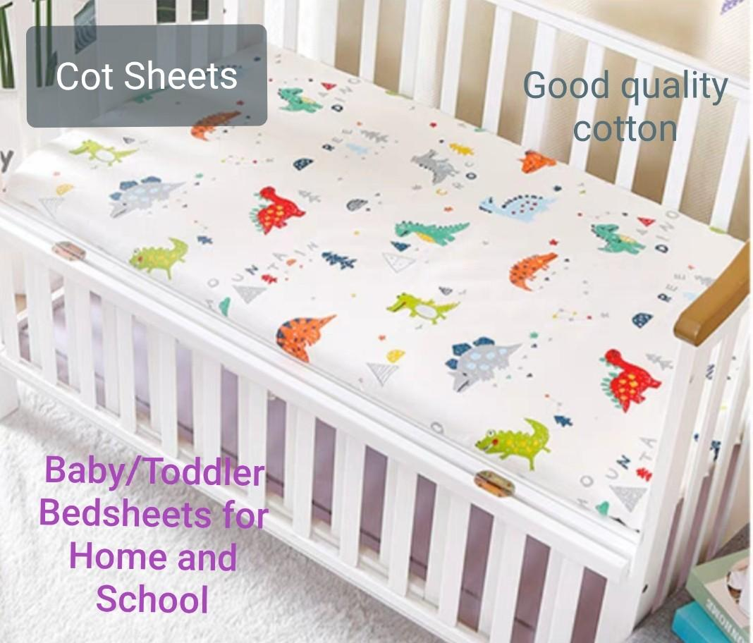 Baby Cradle Sheets Cot Crib Bedsheets For Babies And Toddlers Babies Kids
