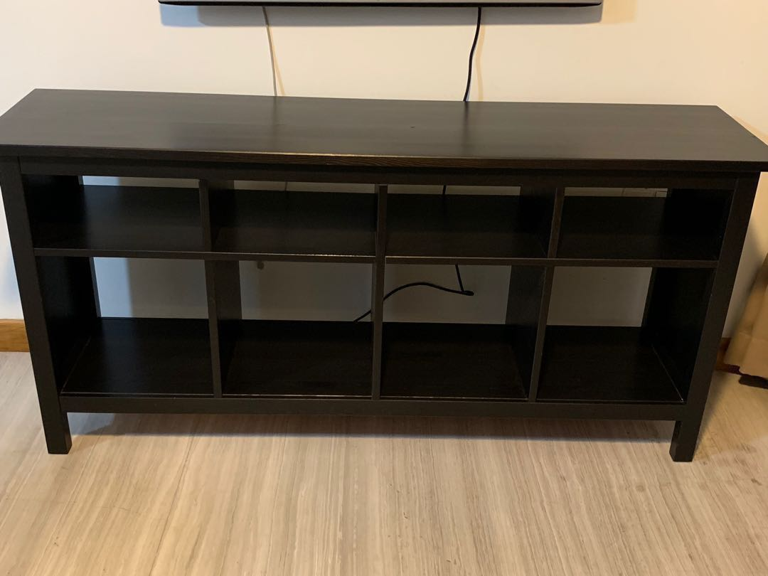 Table Console Ikea Ikea Hemnes Wooden Tv Console