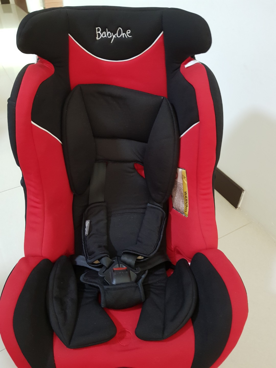 Babyone Baby Jogger Babyone Baby Car Seat Adjustable