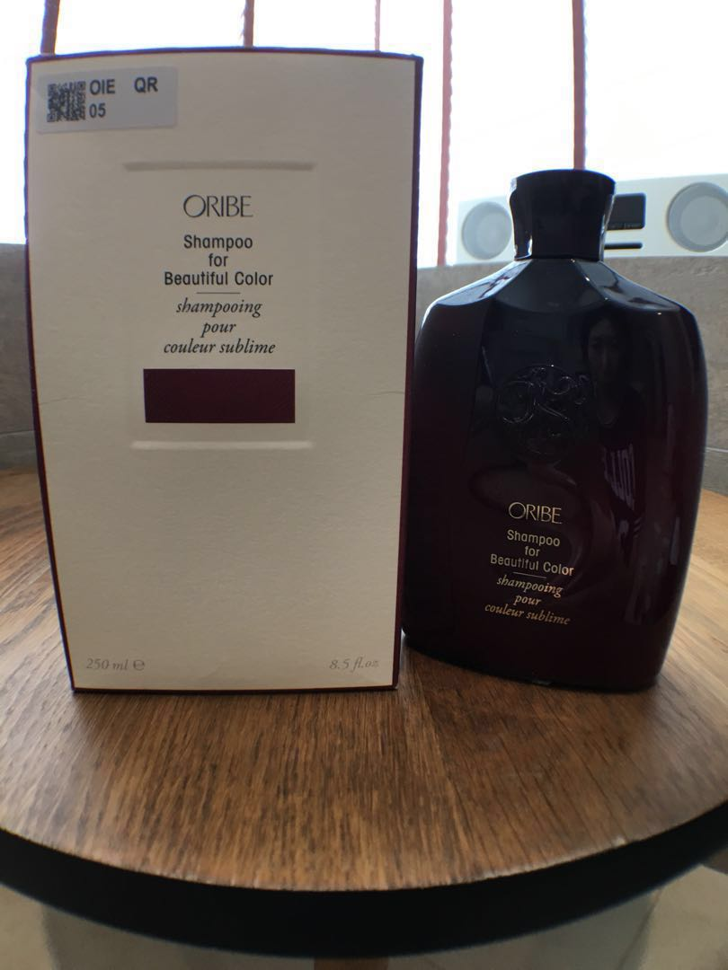 Oribe Shampoo Oribe Shampoo For Beautiful Color