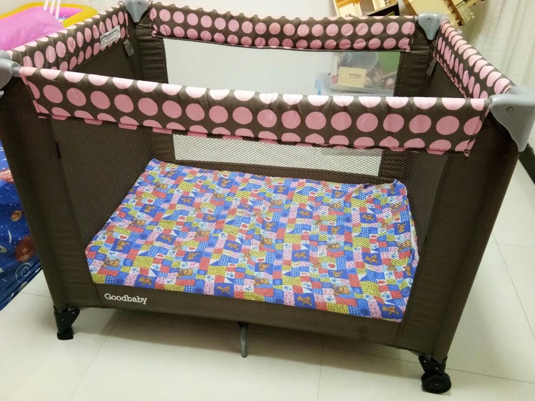 Baby Playpen Height Baby Playpen Babies Kids Cots Cribs On Carousell