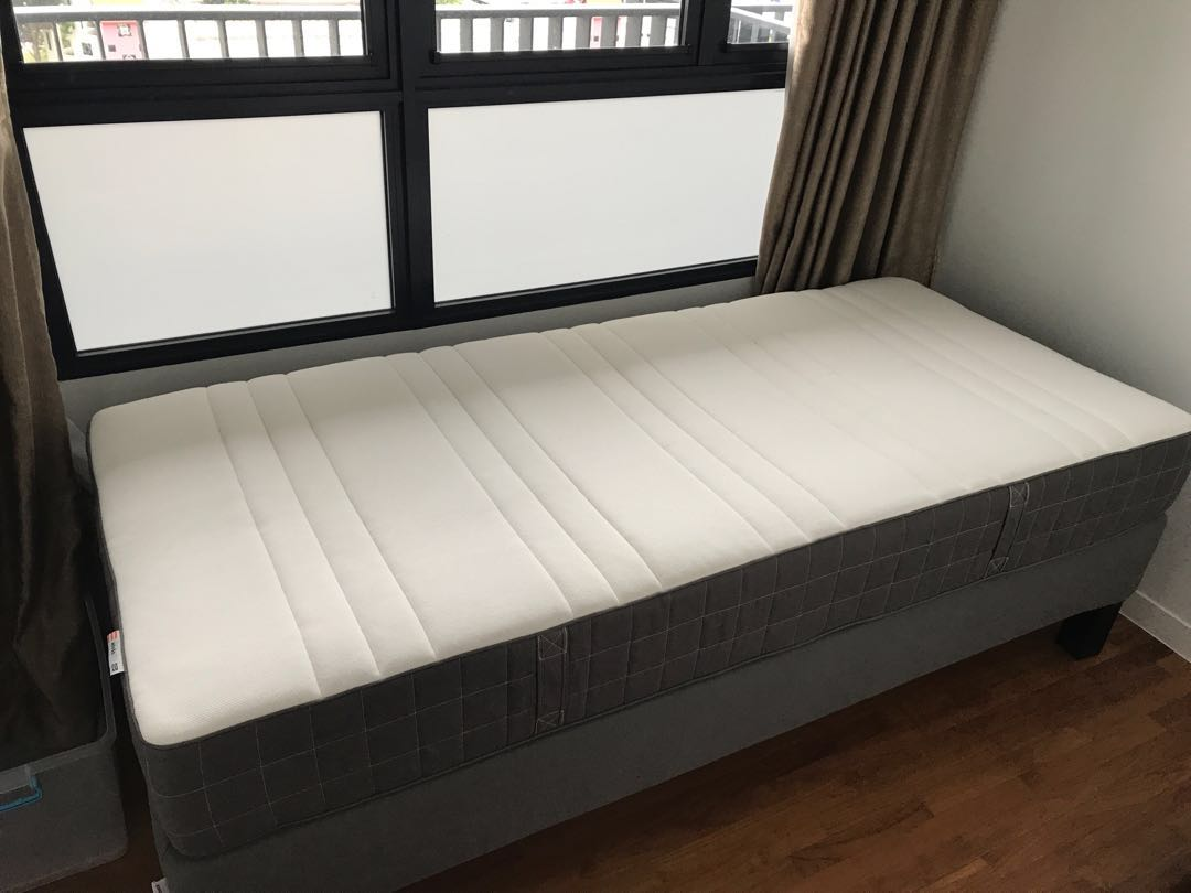 Hovag Mattress King Single Mattress Ikea