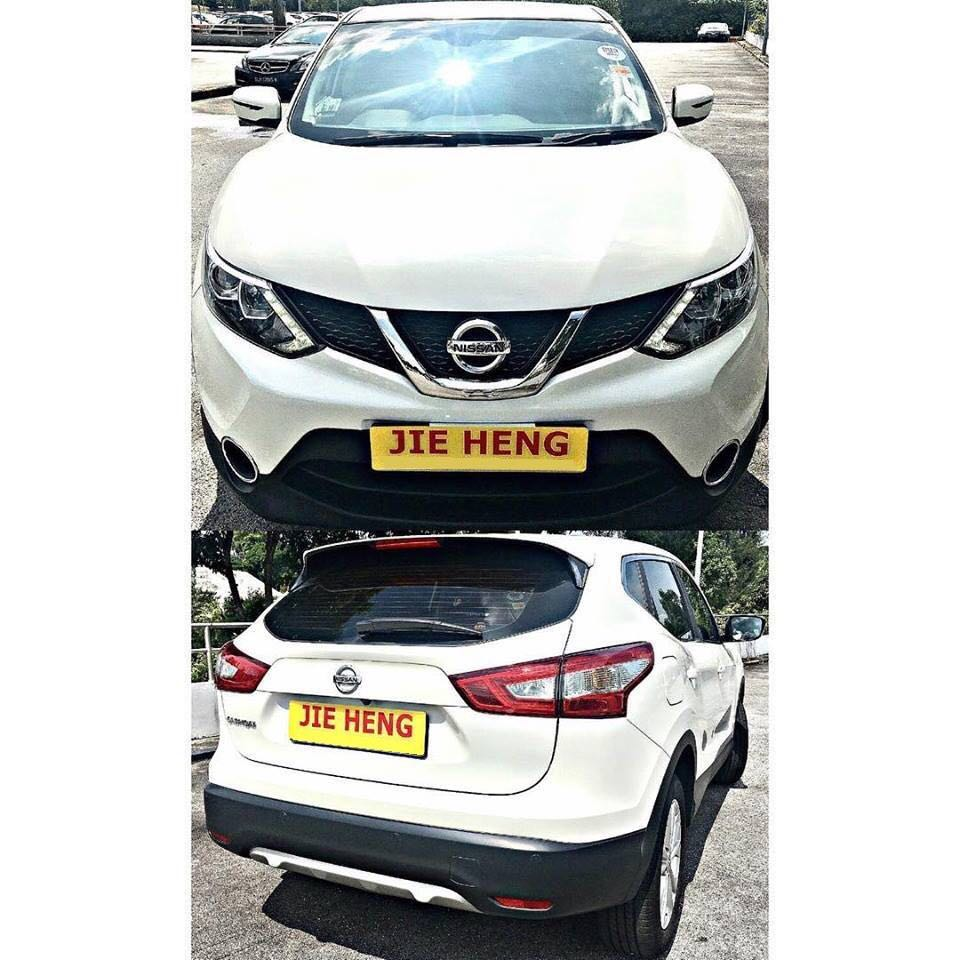 Nissan Qashqai Private Lease Monthly 53 Per Day Suv For Leasing Nissan Qashqai 1 2t