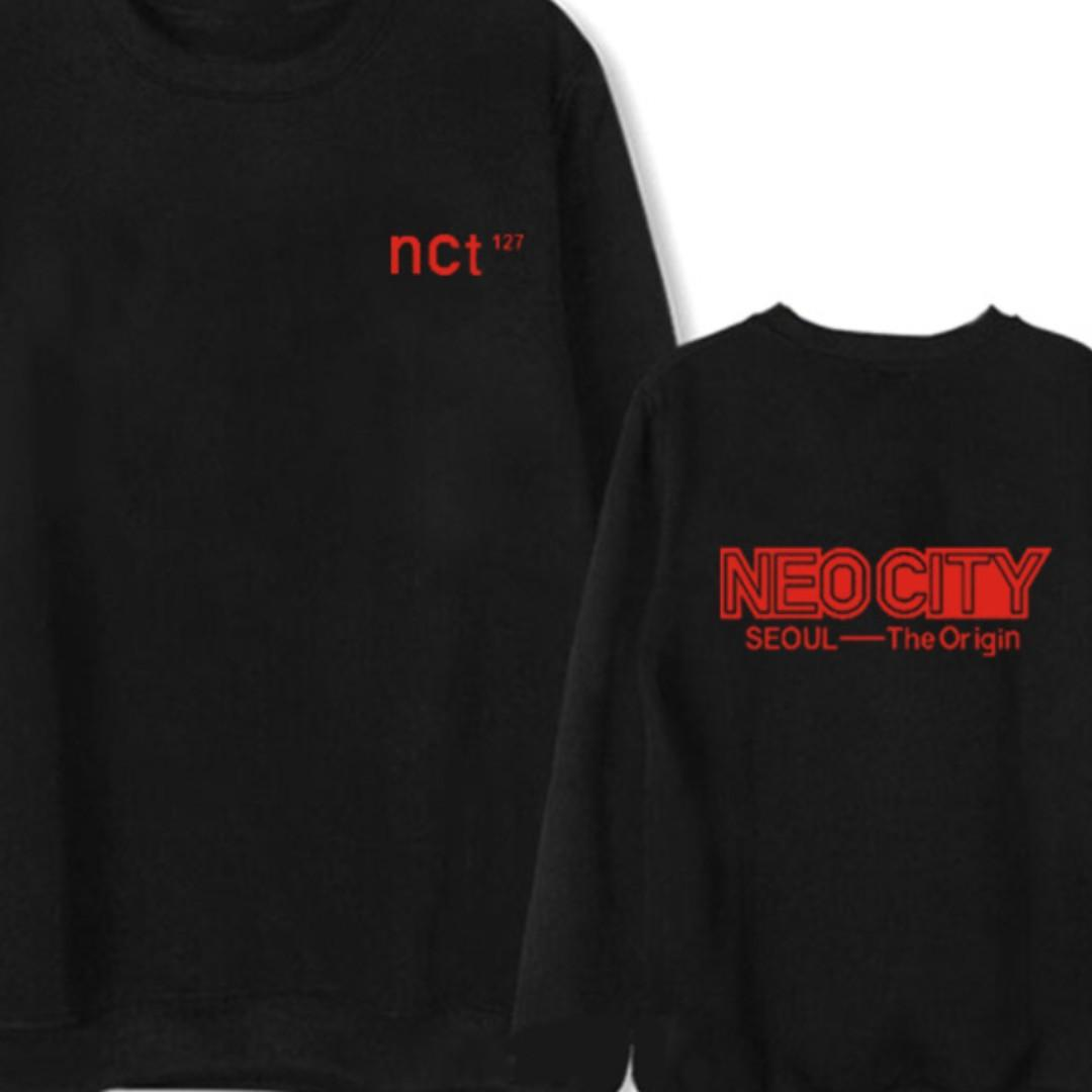 Pull Over Origin Nct Neo City Seoul Origin Pullover Entertainment K Wave On