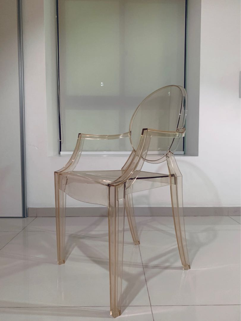 Philippe Starck Ghost Chair Kartell Ghost Chair