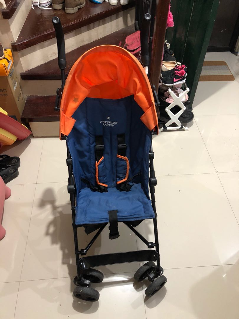 Carriage Type Strollers Umbrella Type Stroller